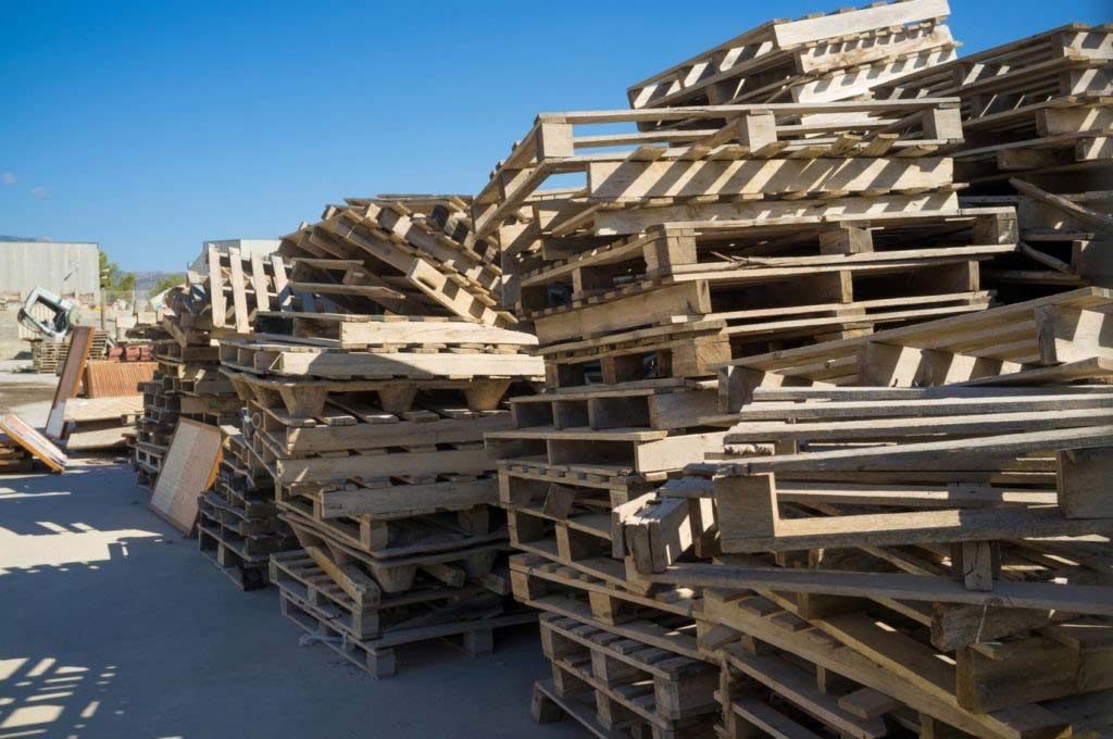 What Can You Get from Using Recycled Pallets?