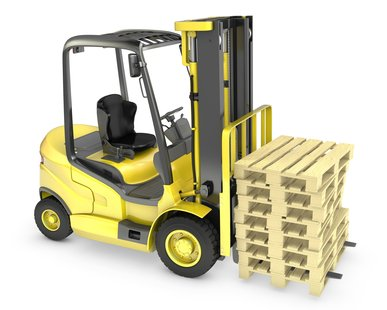 Tips on proper pallet handling at the workplace