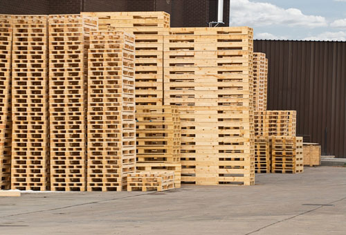 Considerations When Purchasing New Wooden Pallets