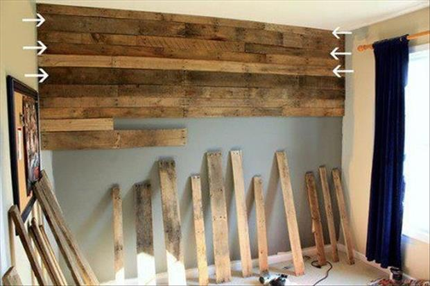 Creative DIY Projects Using Wooden Pallet