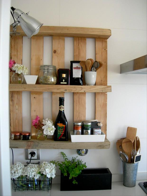 Creative DIY Projects using Wooden Pallets
