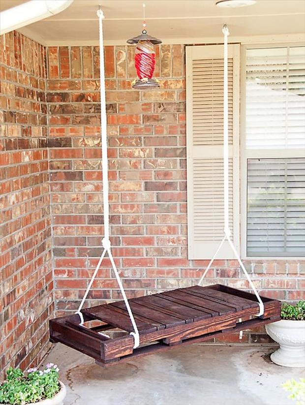 Creative DIY Projects using Wooden Pallets3