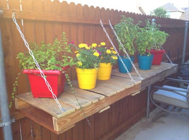 Creative DIY Projects using Wooden Pallets4